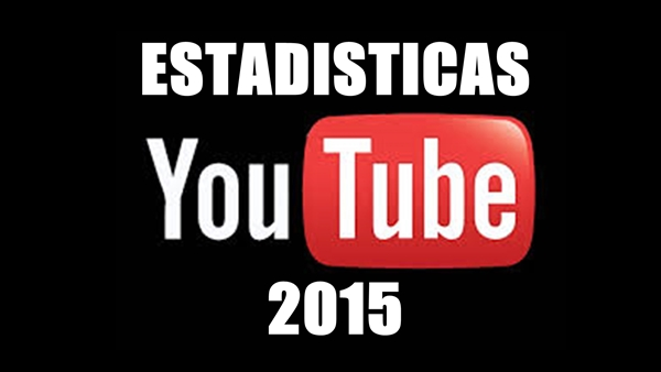 estadisticas de youtube