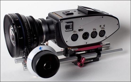 La nueva cámara de Digital Bolex