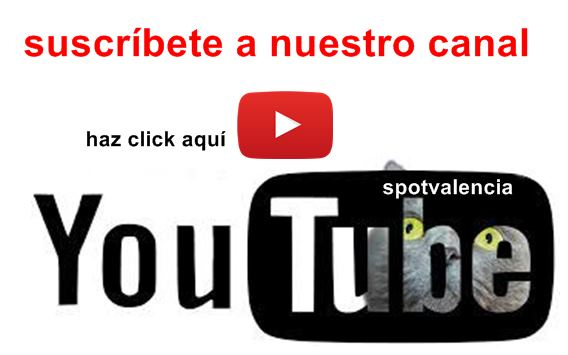 canal youtube spotvalencia