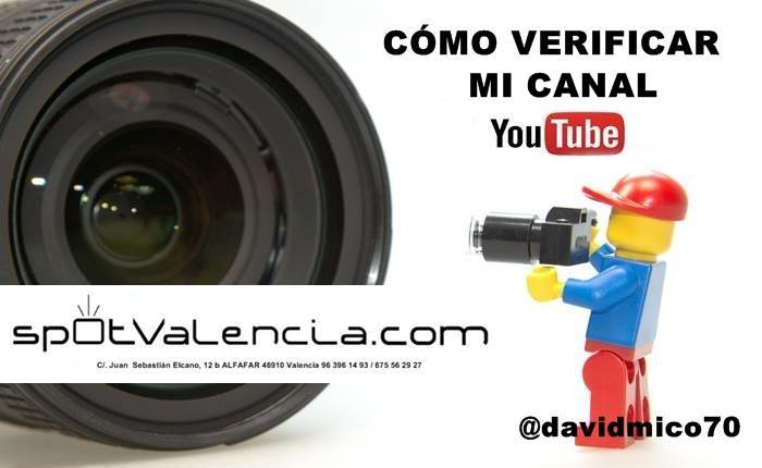 VERIFICAR MI CANAL DE YOUTUBE