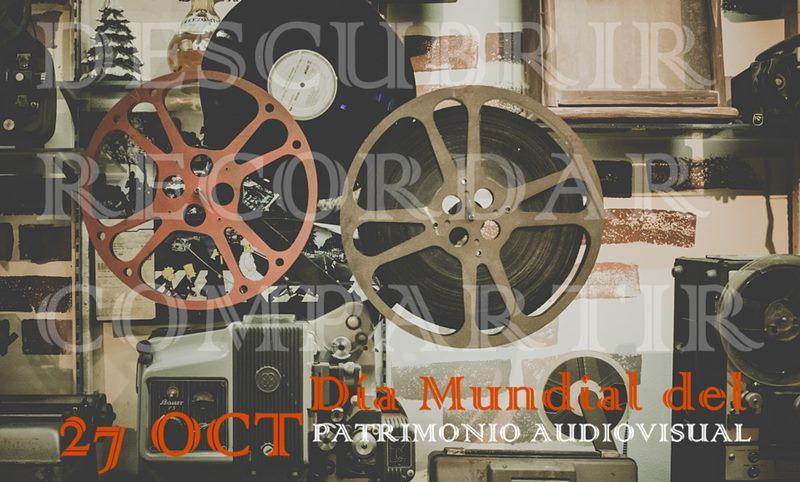 dia munidal del patrimonio audiovisual
