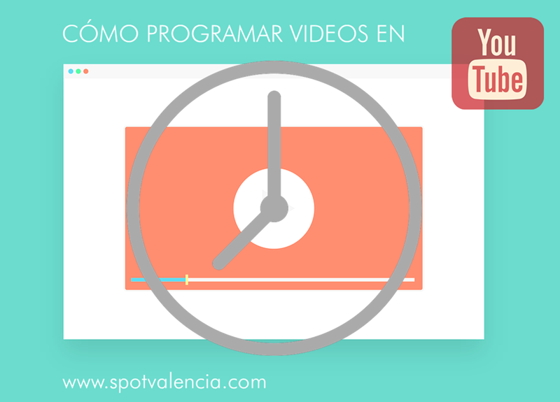 Cómo programar videos en Youtube en 2017